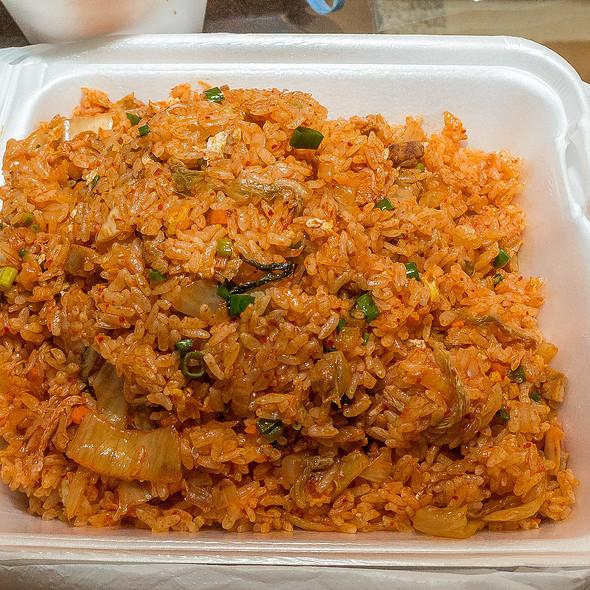 Kim Chee Fried Rice