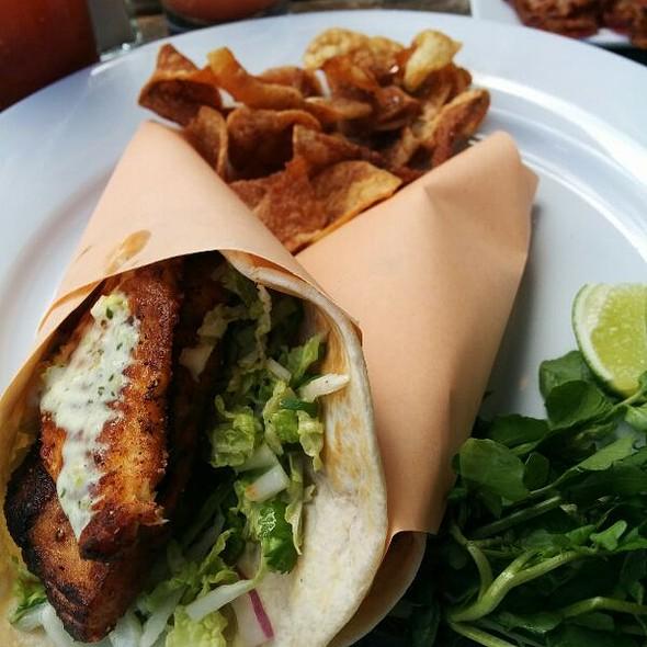 Fish Taco - Good Restaurant, New York, NY