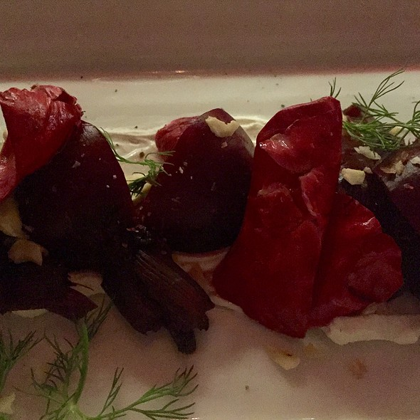 Beet Salad - Nic's Beverly Hills, Beverly Hills, CA