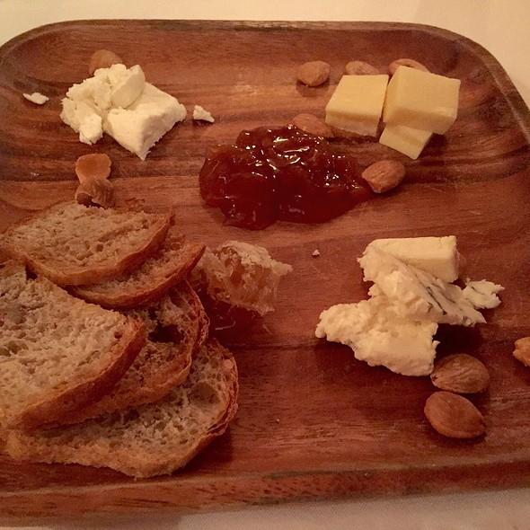 Cheese Plate - Nana's Restaurant, Durham, NC