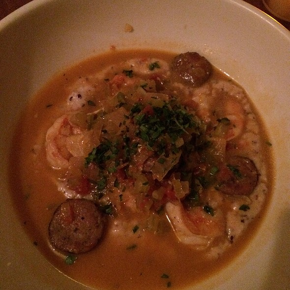 Shrimp and Grits @ The Redhead
