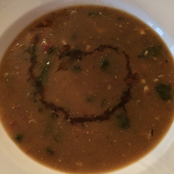 Fontana's West End Turtle Soup - Muriel's Jackson Square, New Orleans, LA