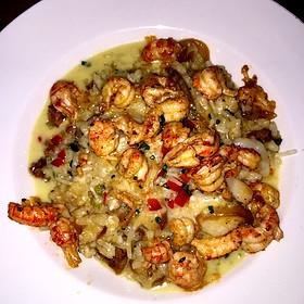 Gulf Shrimp Risotto