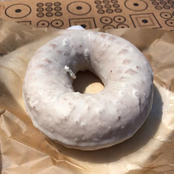 tres leches doughnut @ Doughnut Plant