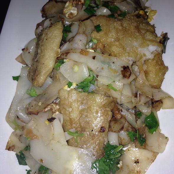 Kua Noodles @ Tamarind Thai