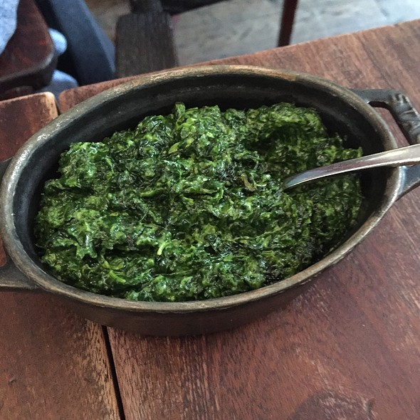 Cream Spinach @ Hawksmoor
