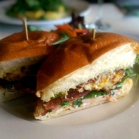 "Soft Shell Crab ""Blt"""