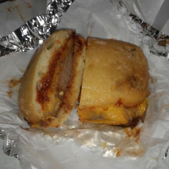 Roastbeef BBQ Sandwich
