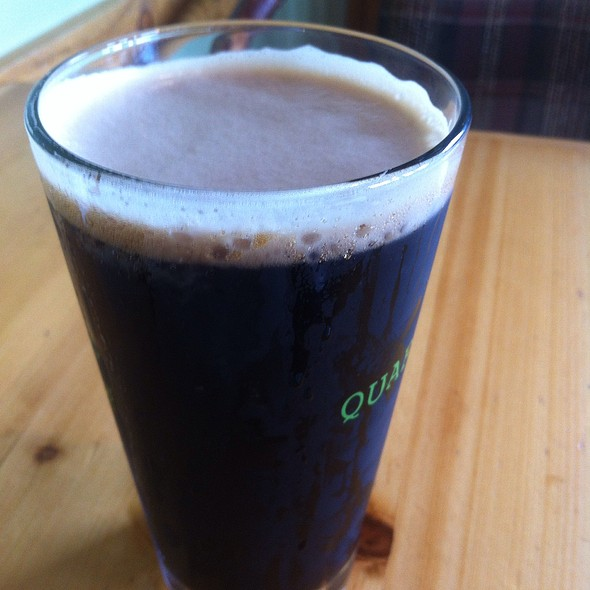 Stone Head Stout @ Big Woods Brewing Company
