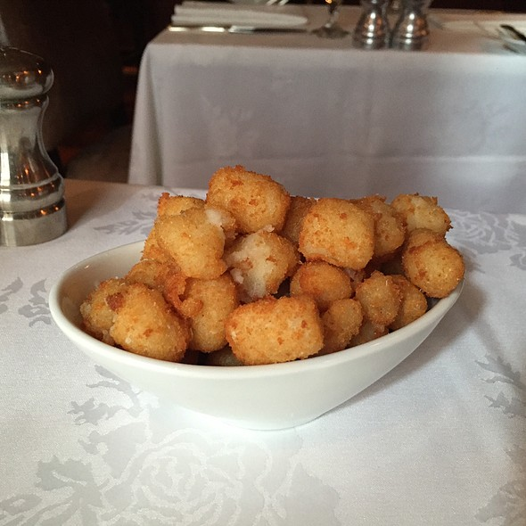 Grill 23 Tots - Grill 23 & Bar, Boston, MA