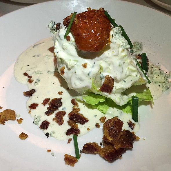 Wedge Salad @ Jax Fish House And Oyster Bar