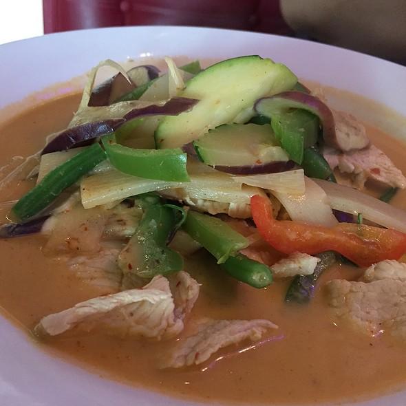 Green Curry @ Thai Spice
