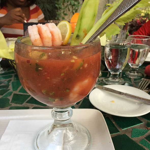 Shrimp Cocktail - Las Campanas, Riverside, CA