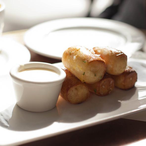 Soft Pretzels @ Absinthe Brasserie & Bar