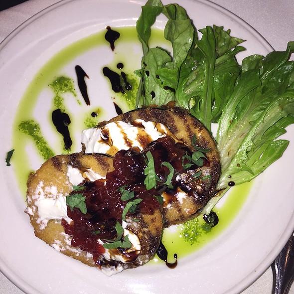 Crispy Eggplant Salade - A La Provence, Tallahassee, FL