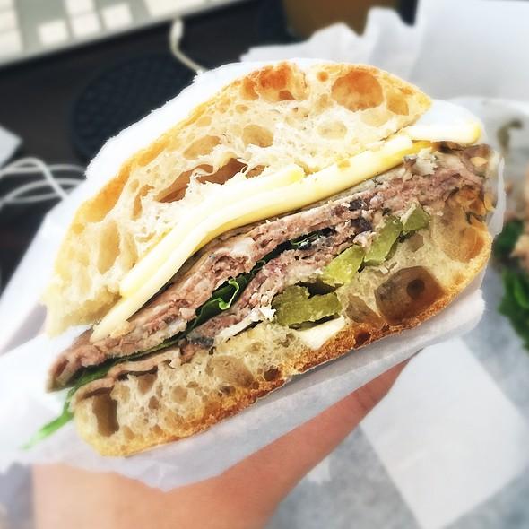 Butterfly Sandwich @ Lamazou