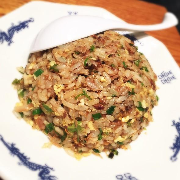 Fried Rice (Pork) @ Rai Rai Ken