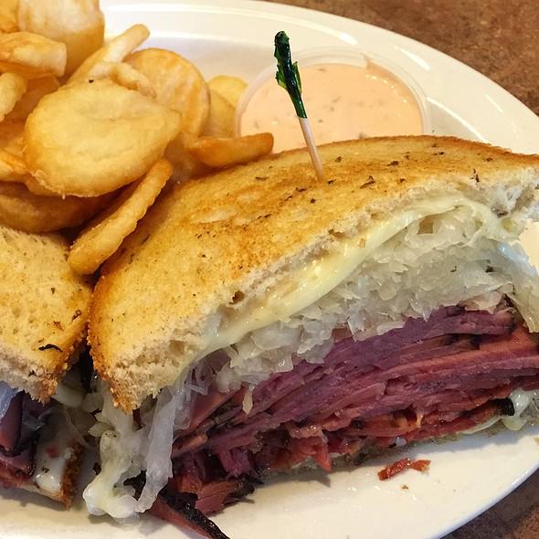 Reuben Sandwich @ Sherman's Deli & Bakery