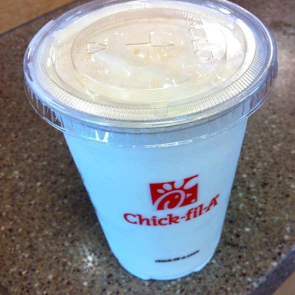 Frosted Lemonade @ Chik-Fil-A