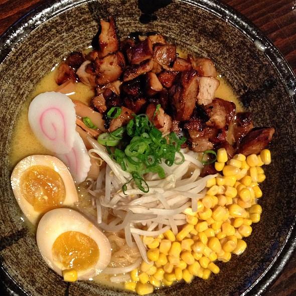 Curry Ramen @ Ten Ten Ren