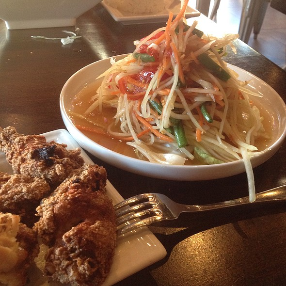 Enthaice Thai Food Astoria