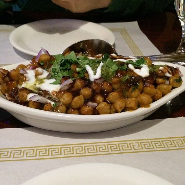 Chana Masala @ Cafe' India