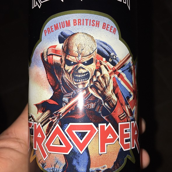 Trooper by Iron Maiden @ Myplace