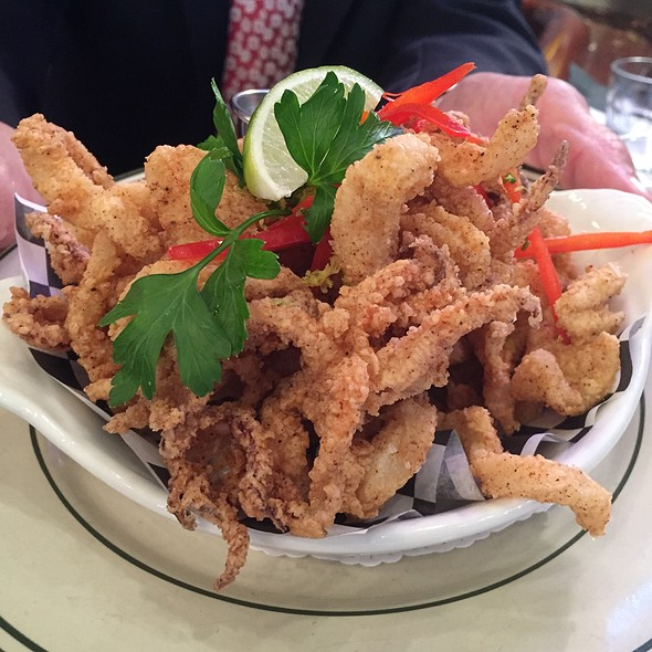 Fried Calamari - City Lobster & Steakhouse, New York, NY