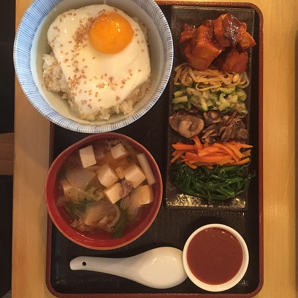 Spicy Pork Belly @ Danji