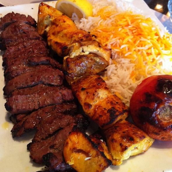 Cazba Restaurant Downtown Menu