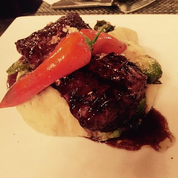 Rr Ranch Tenderloin - Hoist House Restaurant at Swiftwater Cellars, Cle Elum, WA