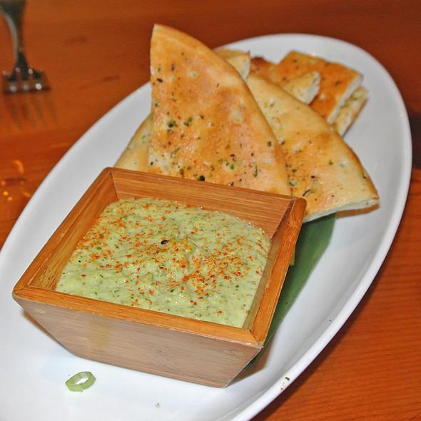 Edamame Hummus - Umami, San Francisco, CA