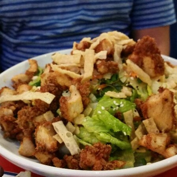 Fried Chicken Salad - Big Daddy's – Upper West Side, New York, NY