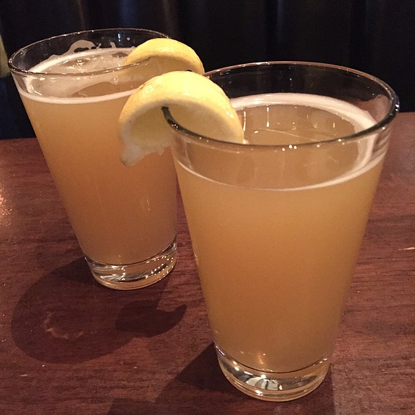 Lemon Shandy