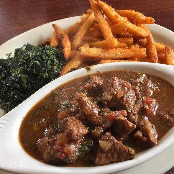 Nyama Mchuzi (Beef Stew)