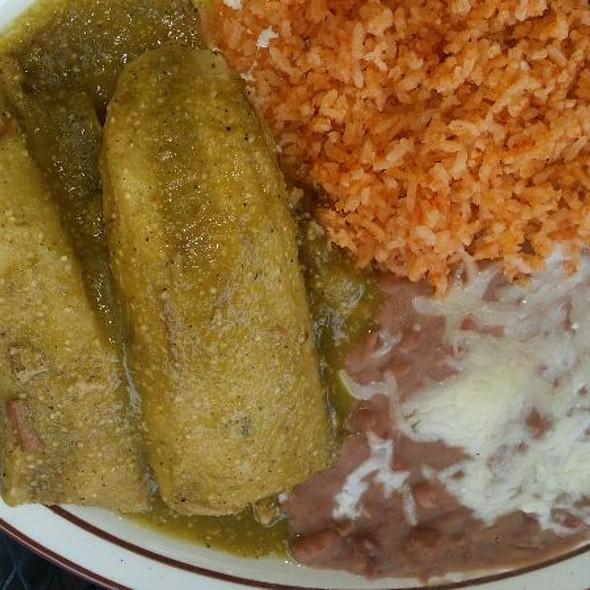 Tamale's @ Florencio's Mexican Restaurant