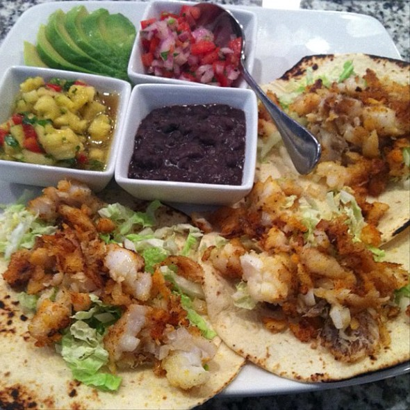 fish tacos - Duval's Fresh. Local. Seafood., Sarasota, FL