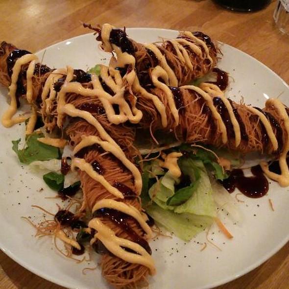 Tiger Shrimp @ Sushi Yama Japanese Rstrnt