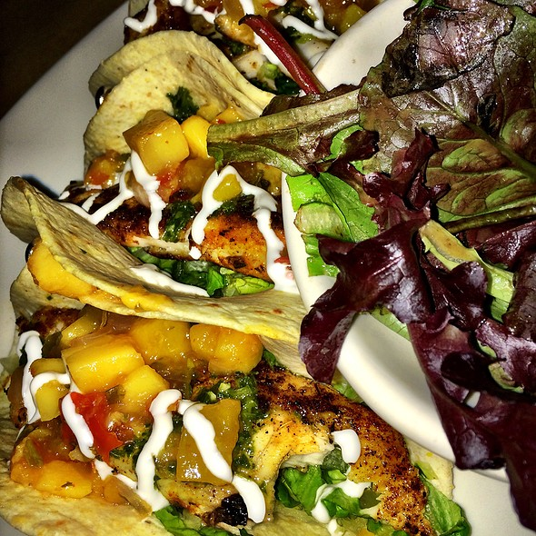 fish tacos @ Home