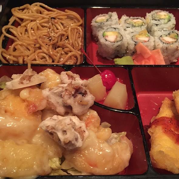 Tempura @ Japan Food Aki Restaurant
