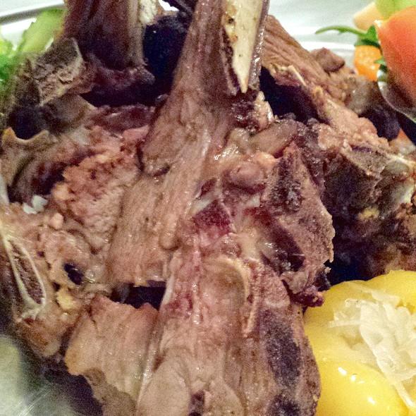 Rotisserie Lamb @ Drina Daisy