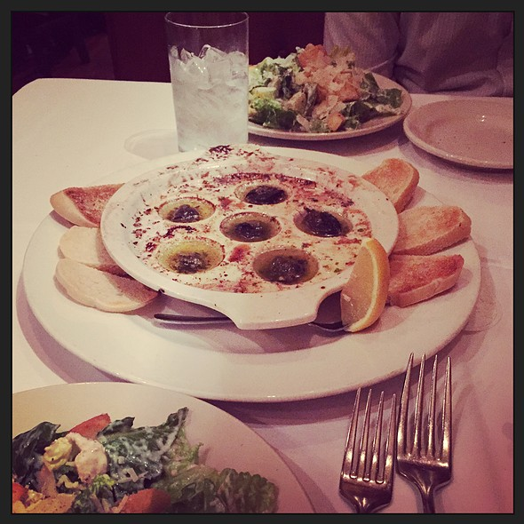Escargot - Bobby Van's Steakhouse - DC, Washington, DC