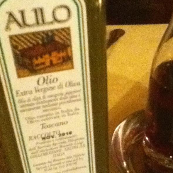 Olive oil @ Gasthaus zum Löwen