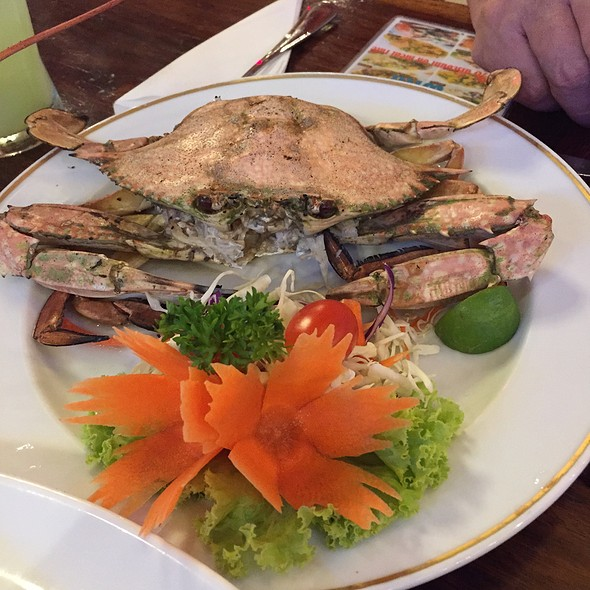 crab @ Tiger Inn