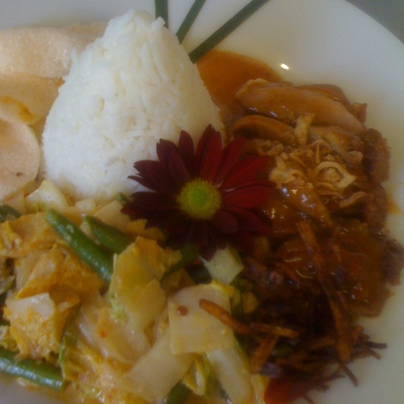 Nasi Rames @ Dapur Indonesia
