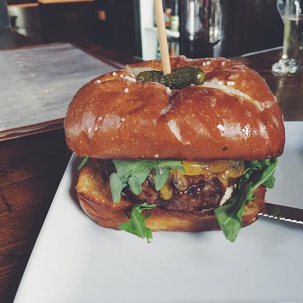 3D Valley Farm Burger
