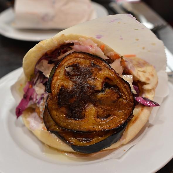 Falafel Sandwich @ Chez H'anna