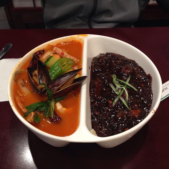 Jjamjjamyun @ Tian Chinese Cuisine