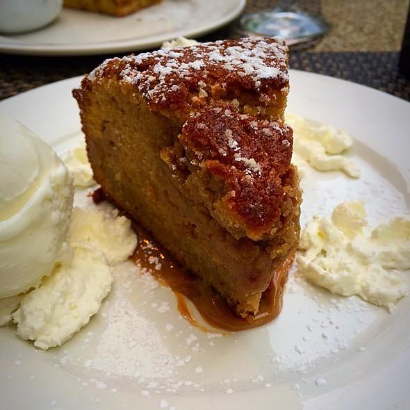 Brown Sugar Angel Food - George's at Kaufman Astoria Studios, Astoria, NY