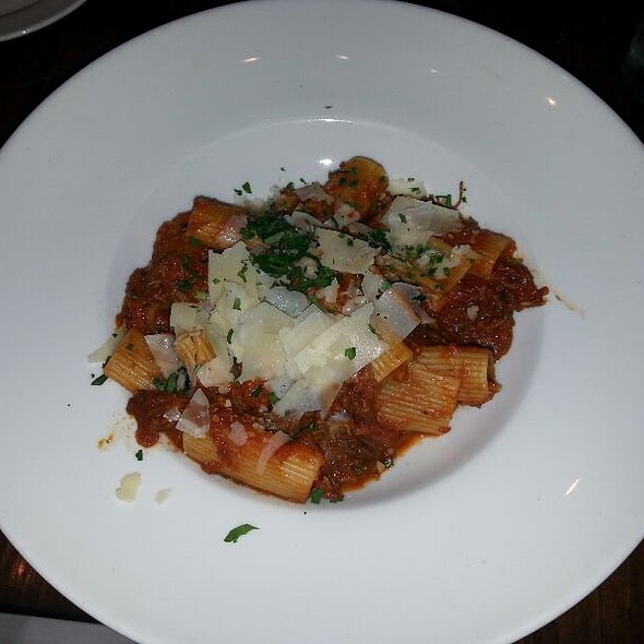 Short Rib Ragout - Stella Modern Italian Cuisine, Oklahoma City, OK